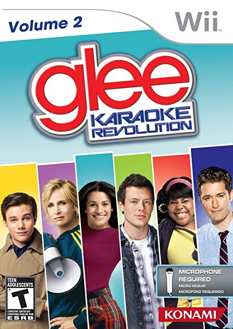 Karaoke Revolution Glee: Vol. 2