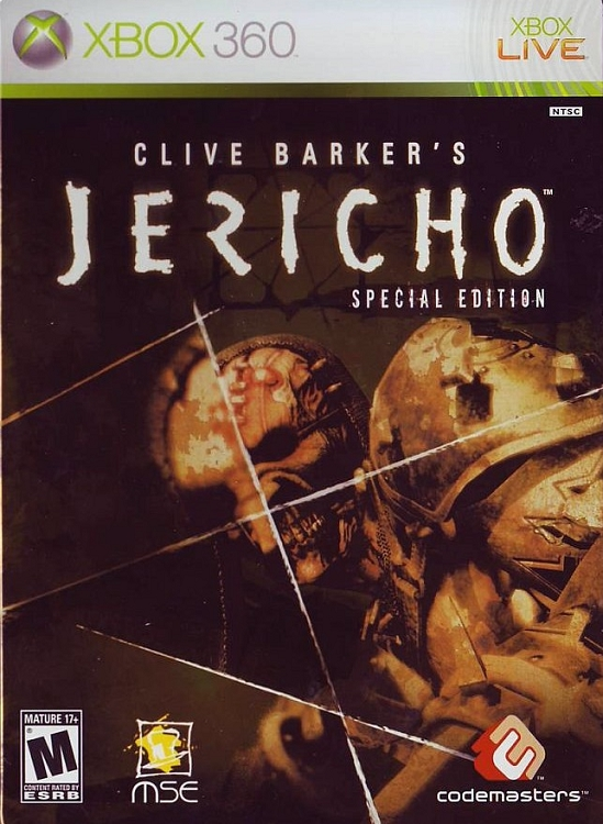 Clive Barker's Jericho Special Edition