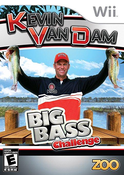 Kevin Van Dam Big Bass Challenge