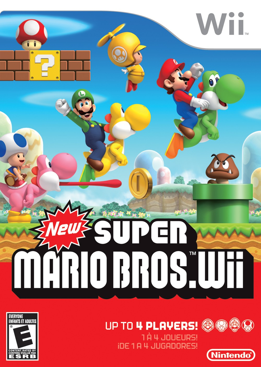 New Super Mario Bros Wii Official Guide