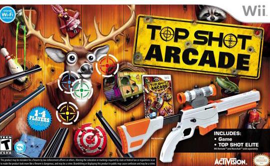 Top Shot Arcade with Top Shot Elite
