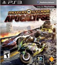 Motorstorm: Apocalypse (EUR)