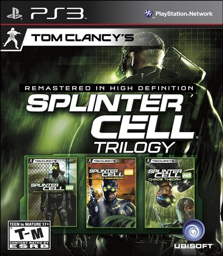 Splinter Cell Classic Trilogy HD