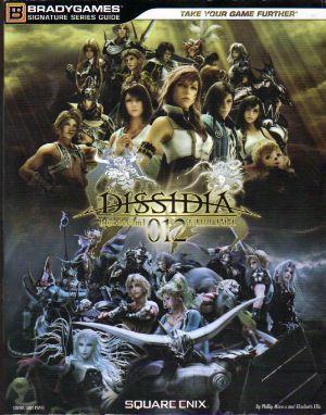 Dissidia 012 [duodecim] Final Fantasy Guide