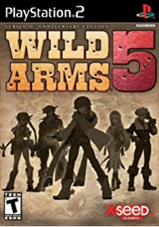 Wild Arms 5 Official Game Guide