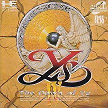 Ys IV: The Dawn of Ys Super CD-Rom2