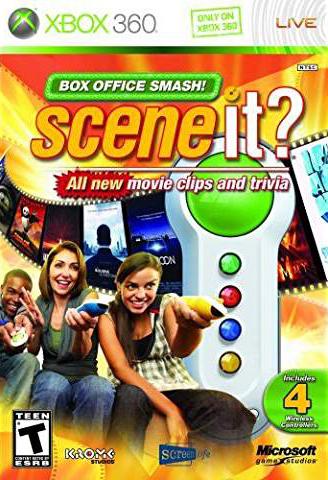Scene It? Box Office Smash Bundle