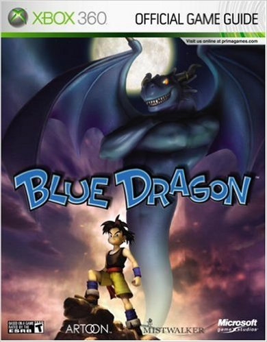 Blue Dragon Official Game Guide