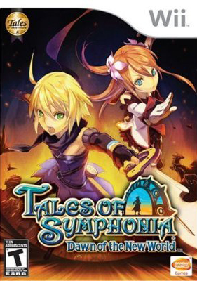 Tales of Symphonia Dawn of the New World Official Strategy Guide