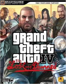 Grand Theft Auto IV: The Lost and Damned Official Strategy Guide