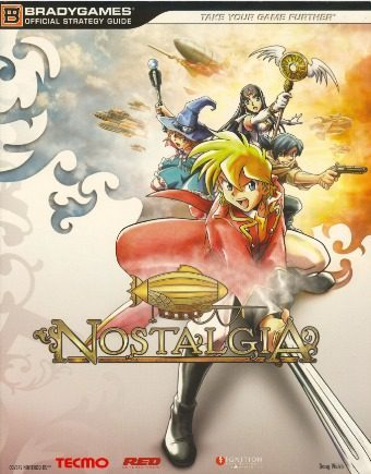 Nostalgia Official Strategy Guide