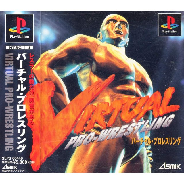 Virtual Pro-Wrestling