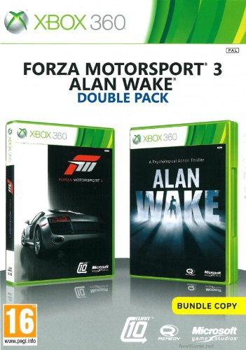 Forza Motorsport 3 Alan Wake Combo Pack
