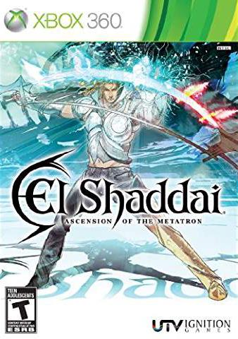 El Shaddai: Ascension of Metatron