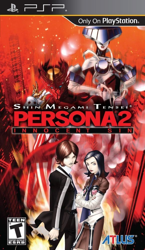 Persona 2: Innocent Sin Limited Edition with Mini Soundtrack