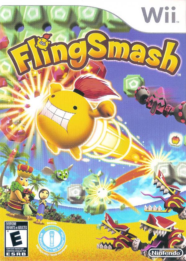 FlingSmash (Game Only)