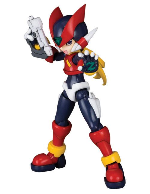 Mega Man Zero Plastic Model Kit