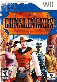 Gunslingers (Game Only)