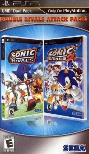 Sonic Rivals & Sonic Rivals 2: Double Rivals Attack Pack!