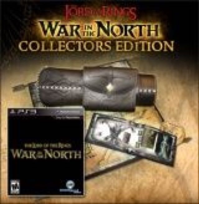 Lord of the Rings: War in the North Collector's Edition