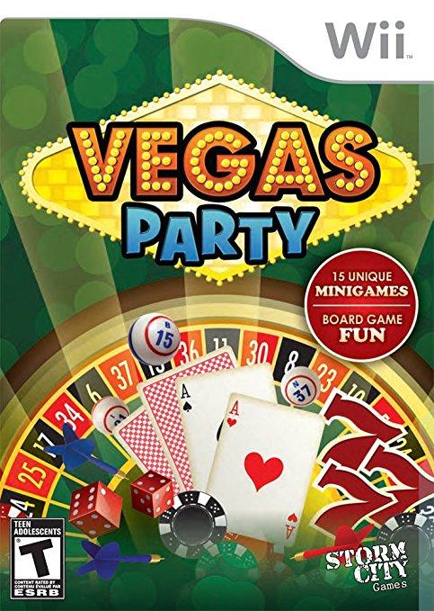 Vegas Party