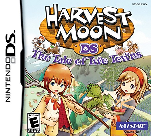Harvest Moon: Tale of Two Towns
