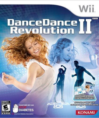 Dance Dance Revolution II Bundle