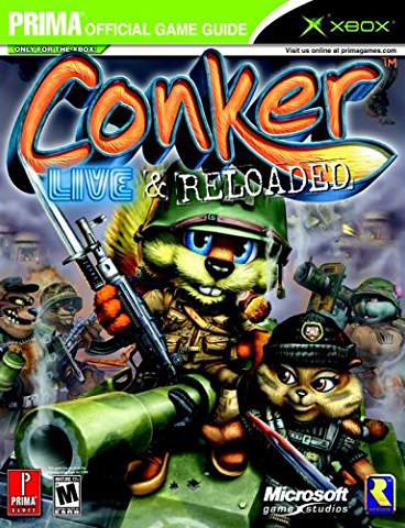 Conker Live and Reloaded Guide