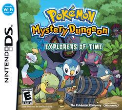 Pokemon Mystery Dungeon Explorers of Time Explorer's Guide