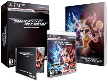 Tekken Hybrid Limited Edition