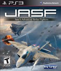 JASF: Jane's Advance Strike Fighters