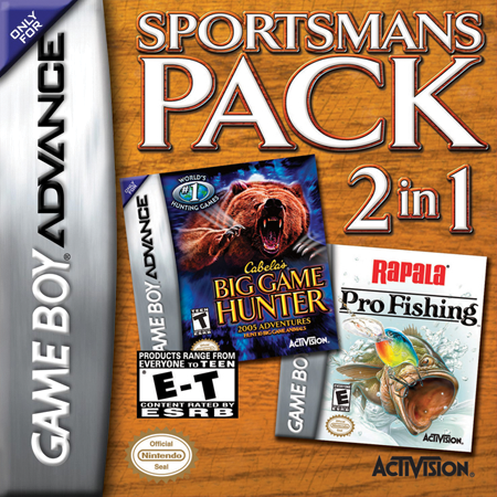 Sportsman's Pack