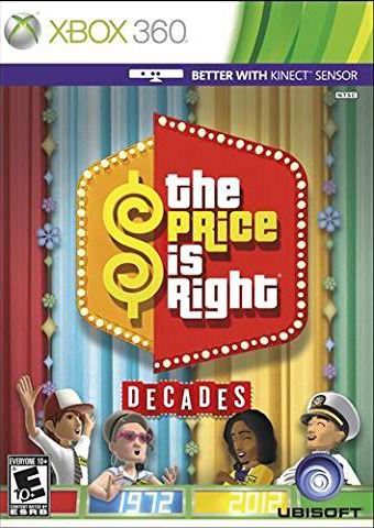 Price is Right Decades