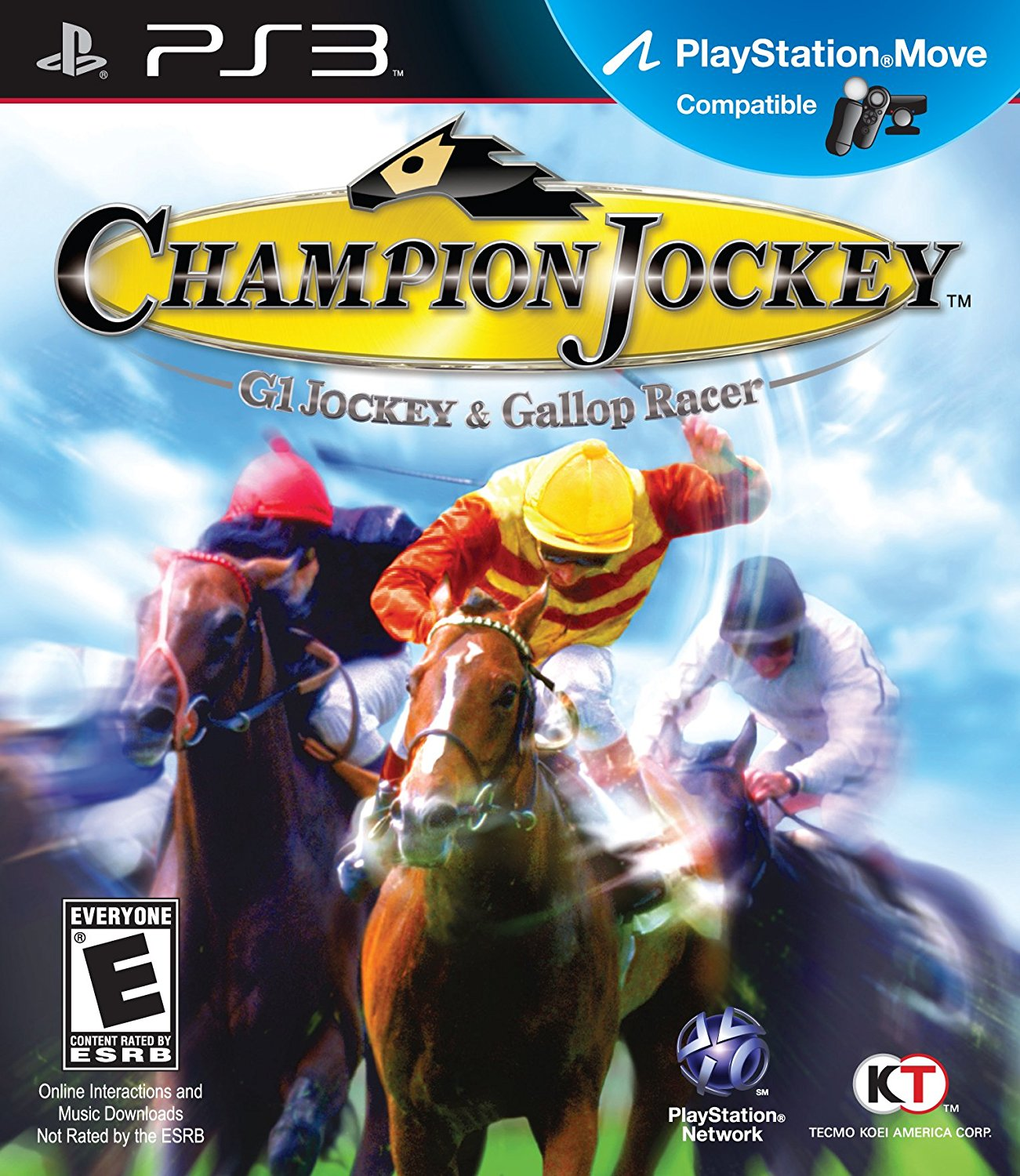 Champion Jockey G1 Jockey and Gallop