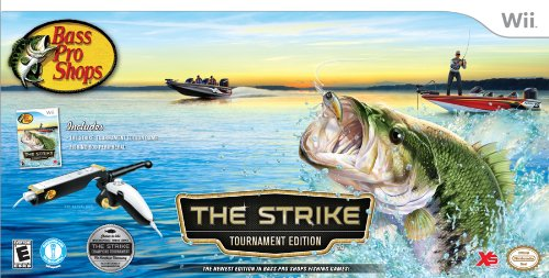 Bass Pro Shops: The Strike Tournament Edition Bundle