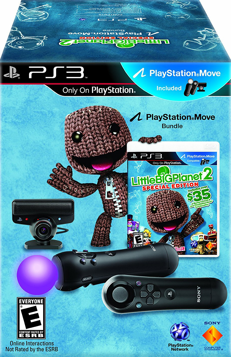 LittleBigPlanet 2 Special Edition Move Bundle