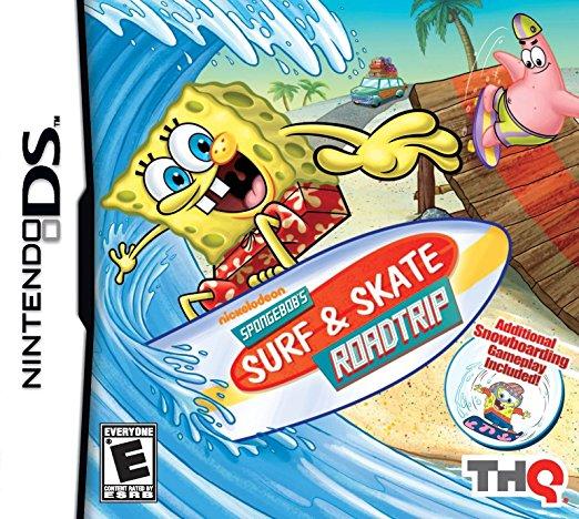 SpongeBob's Surf & Skate Roadtrip