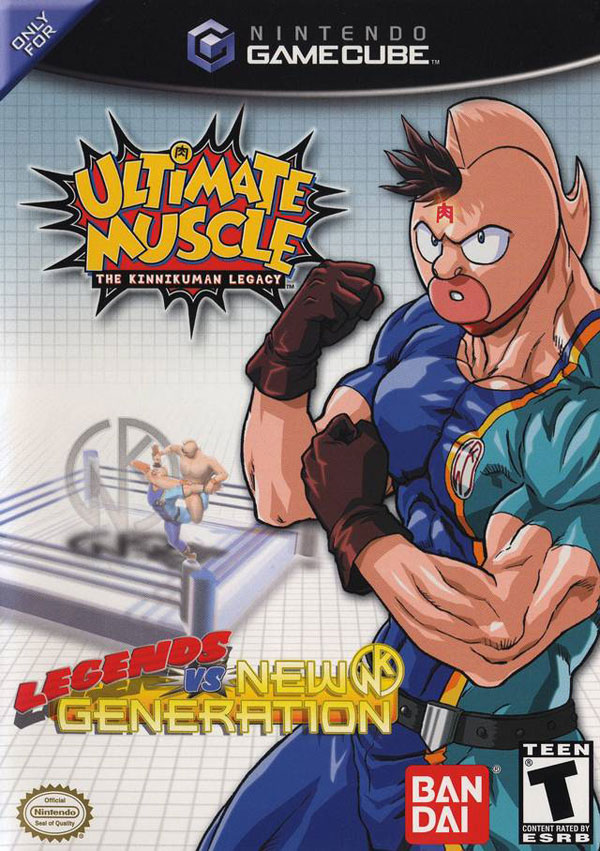 Ultimate Muscle: Legends vs. New Generation