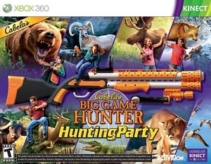 Cabela's Big Game Hunter: Hunting Party Bundle