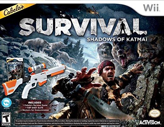 Cabela's Survival: Shadow of Katmai Bundle