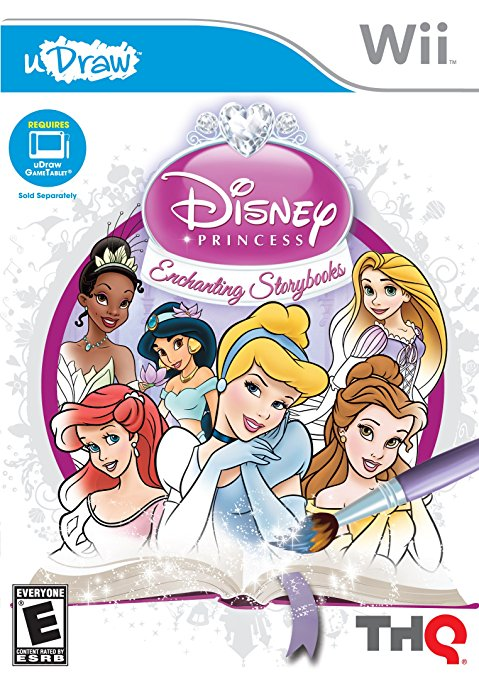 uDraw Disney Princess: Enchanting Storybooks