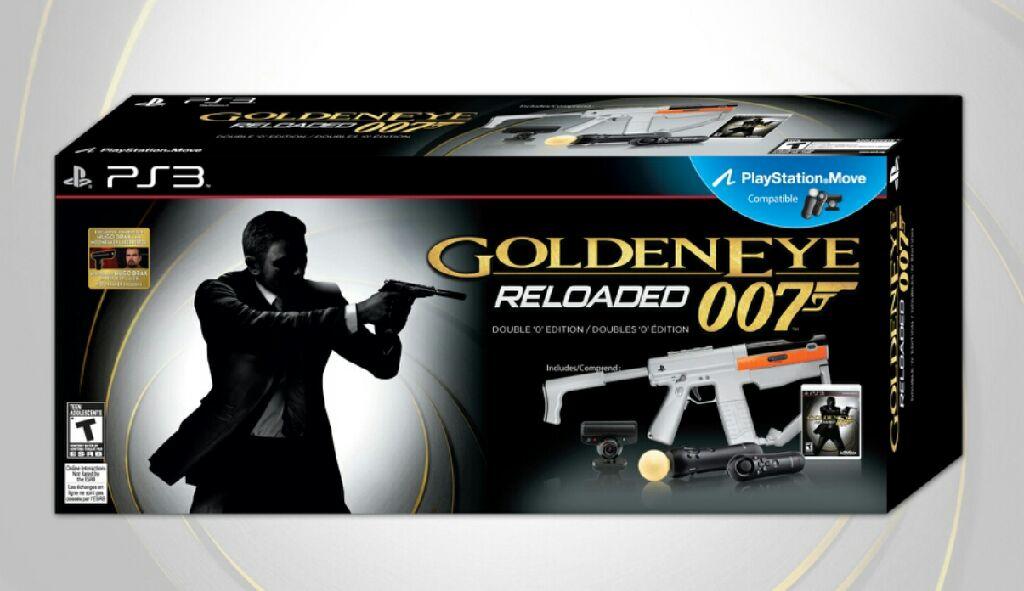 Goldeneye 007: Reloaded Bundle