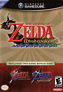 Legend of Zelda: Wind Waker with Bonus Disc