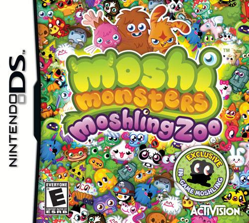 Moshi Monsters: Moshling Zoo Official Guide