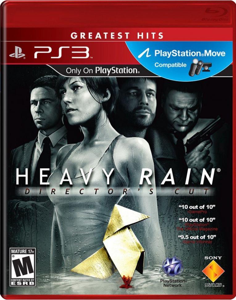 Heavy Rain Director's Cut
