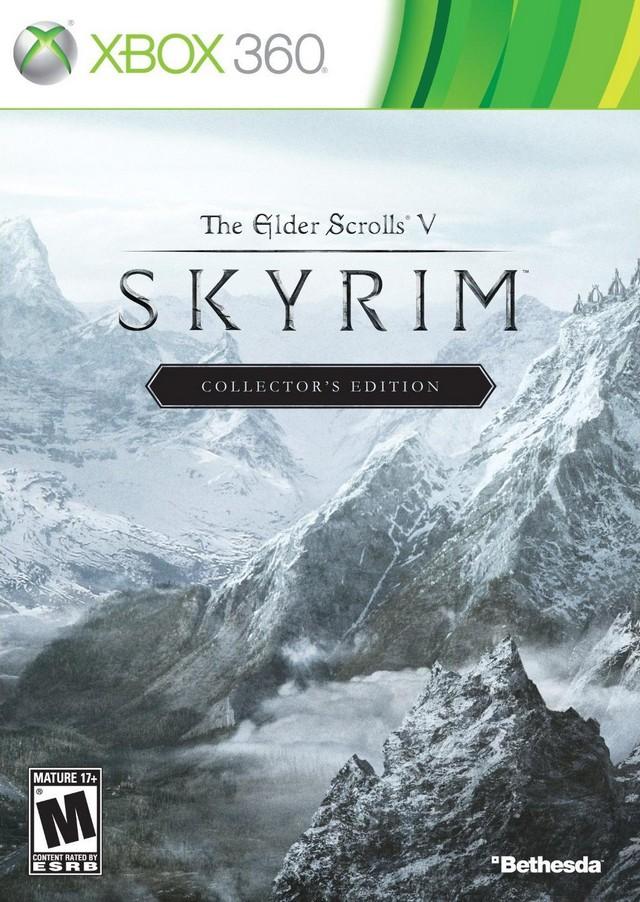 Elder Scrolls V: Skyrim Collector's Edition