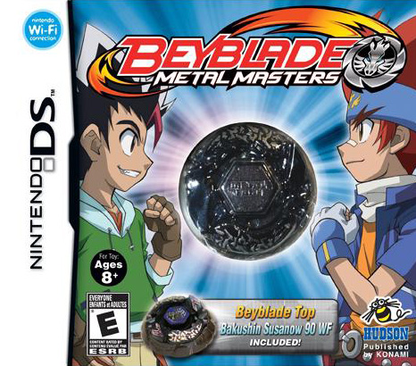 Beyblade: Metal Masters Collector's Edition