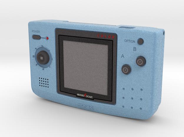 Neo Geo Pocket Color Handheld System - Blue