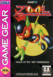 Zool: Ninja of the