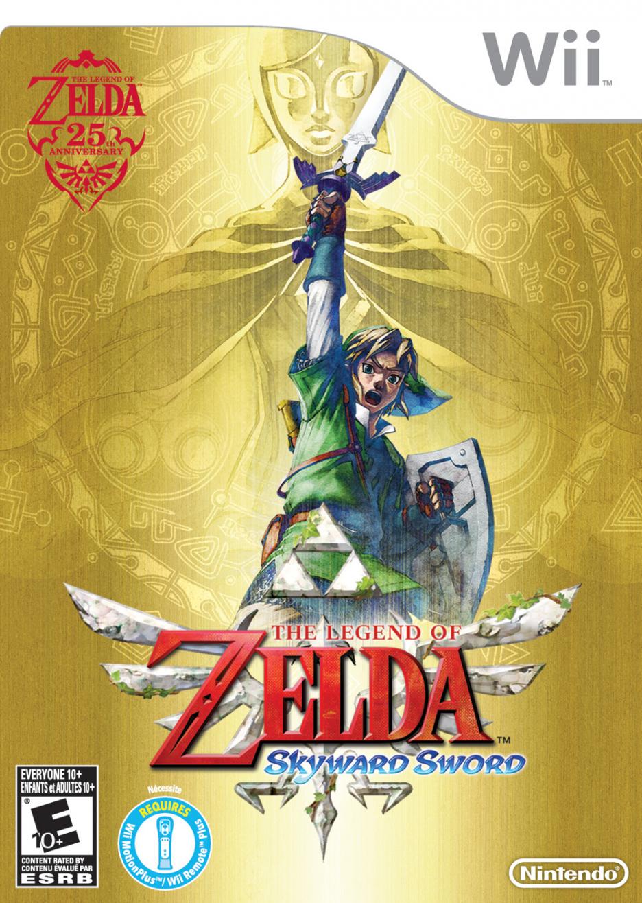 Legend of Zelda: Skyward Sword Collector's Edition Guide